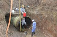 Kiểm tra đường ống