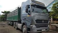 Dịch vụ vân chuyển xe 33 tấn