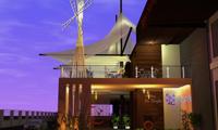 Thiết kế kiến trúc nhà hàng ven biển