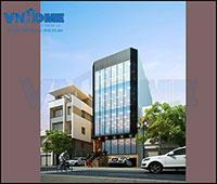 Thiết kế kiến trúc tòa nhà