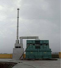 Lò đốt rác thải sinh hoạt Losiho 2000