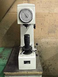 Máy đo độ cứng của sắt