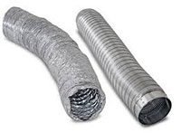 Ống hút bụi thoát nhiệt công nghiệp