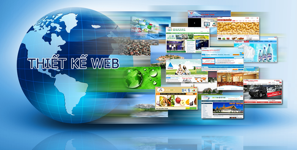 Dịch vụ website