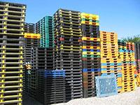 Thu mua phế liệu pallet nhựa