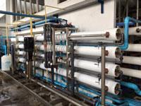 Hệ thống lọc nước cho sản xuất đồ uống