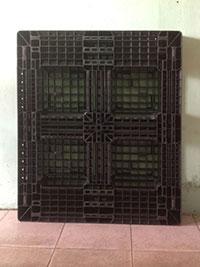 Pallet đen 1000x1200x150