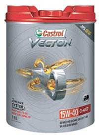 Castrol Vecton 15W40