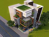 Thi công xây dựng quán cà phê