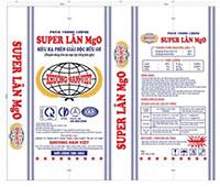 Phân trung lượng super lân + hữu cơ