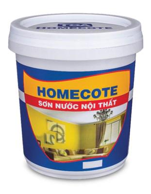 Sơn nước nội thất HomeCote