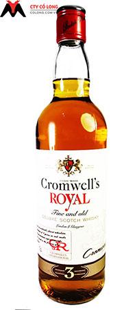 Rượu Whisky Scotlamd