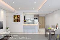 Thiết kế kiến trúc căn hộ