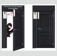 Cửa thép an toàn
