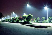 Lắp đặt hệ thống chiếu sáng công cộng