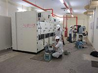 Lắp đặt tủ điện bù trung - hạ áp
