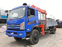 Ô tô tải gắn cẩu