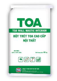 Bột trét trong nhà TOA Wall Mastic