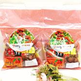 Táo đỏ Hàn Quốc sấy khô