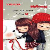 Tập Vibook 200 trang