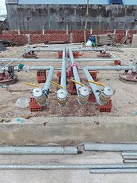 Đường ống dẫn xăng dầu