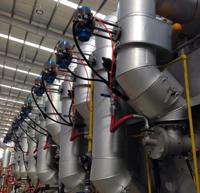 Thi công cách nhiệt đường ống