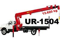 Xe cẩu Unic UR-1504
