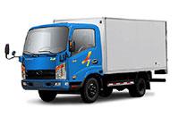 Xe tải Veam thùng kín