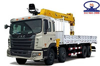 Xe tải cẩu Jac 15 tấn