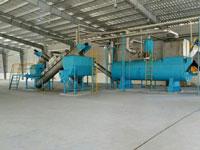 Dây chuyền sản xuất bột cá nước mặn