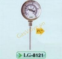 Đồng hồ đo nhiệt độ gas