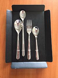 Bộ muỗng nĩa ăn dao ăn
