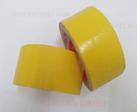 Băng dính vải màu vàng