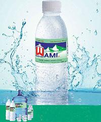 Nước tinh khiết 500 ml