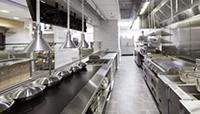 Bếp công nghiệp các loại