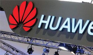 Thi công biển quảng cáo Huawei
