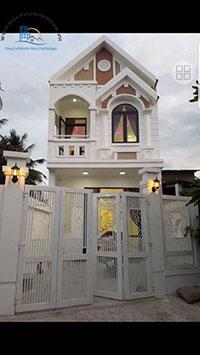 Nhà trong dự án phân lô