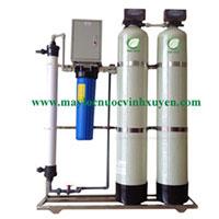 Hệ lọc nước sông thô 2 cột