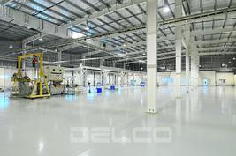 Thiết kế khu nhà máy