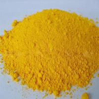 Bột màu vàng chanh