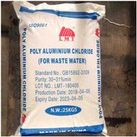 Poly Aluminium Chloride PAC 31% Vàng Nghệ