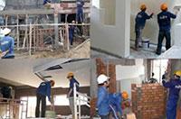 Dịch vụ thi công cải tạo công trình