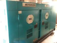 Máy phát điện Mitsubishi cũ