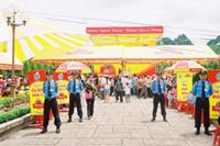 Bảo vệ sự kiện lễ hội