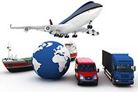 Dịch vụ vận tải quốc tế