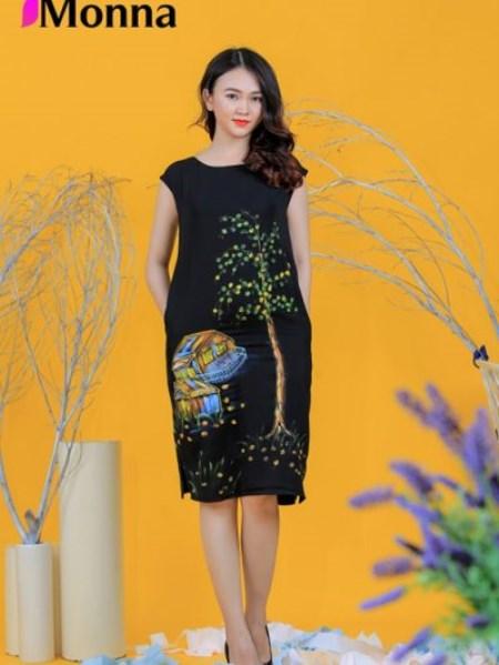 Đầm DK145D