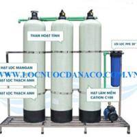 Hệ thống xử lí làm mềm nước DNC-03