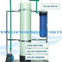 Hệ thống xử lí làm mềm nước DNC-01