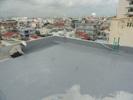 Thi công chống thấm sàn mái