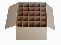 Vỉ vách ngăn thùng giấy
